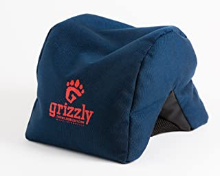 Grizzly Camera Bean Bag (Medium-Blue), Photography Bean Bag, Video Bean Bag, Camera Support, Camera Sandbag, Camera Beanbag, Spotting Scope Support