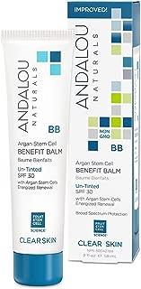 Best andalou naturals argan stem cell benefit balm Reviews