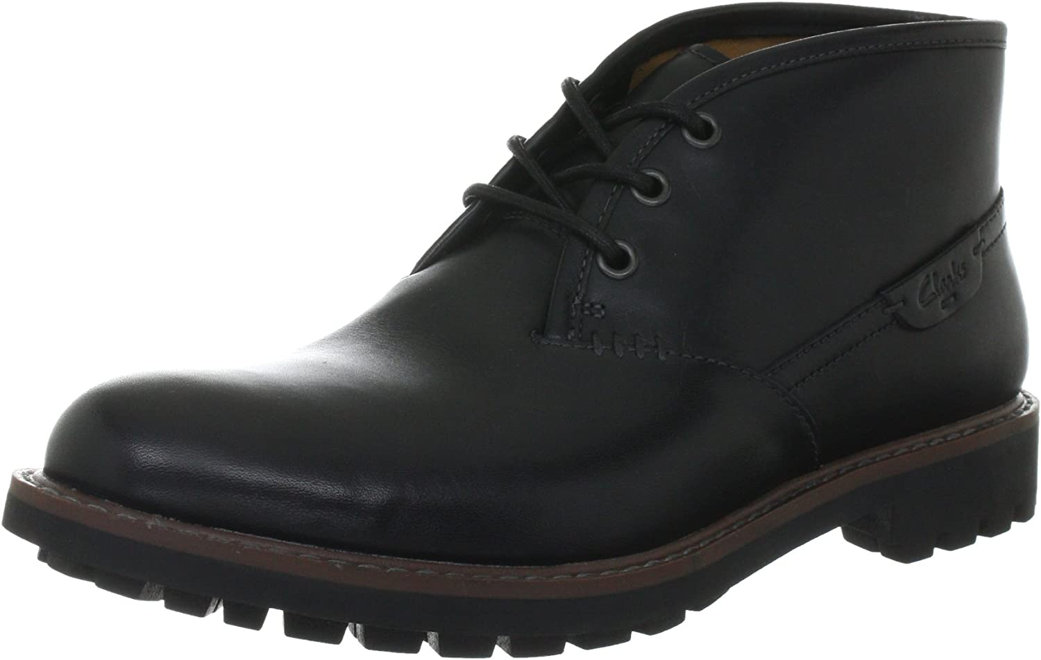 Clarks Mens Montacute Duke Lace-Ups