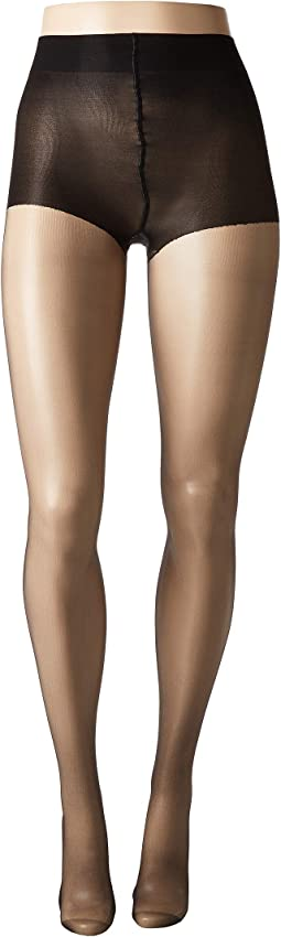 Exceptionally Sheer Pantyhose w/ Cushion On Ball Of Foot, 10 Denier