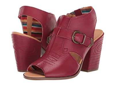 Dingo Stirrup (Red) Cowboy Boots