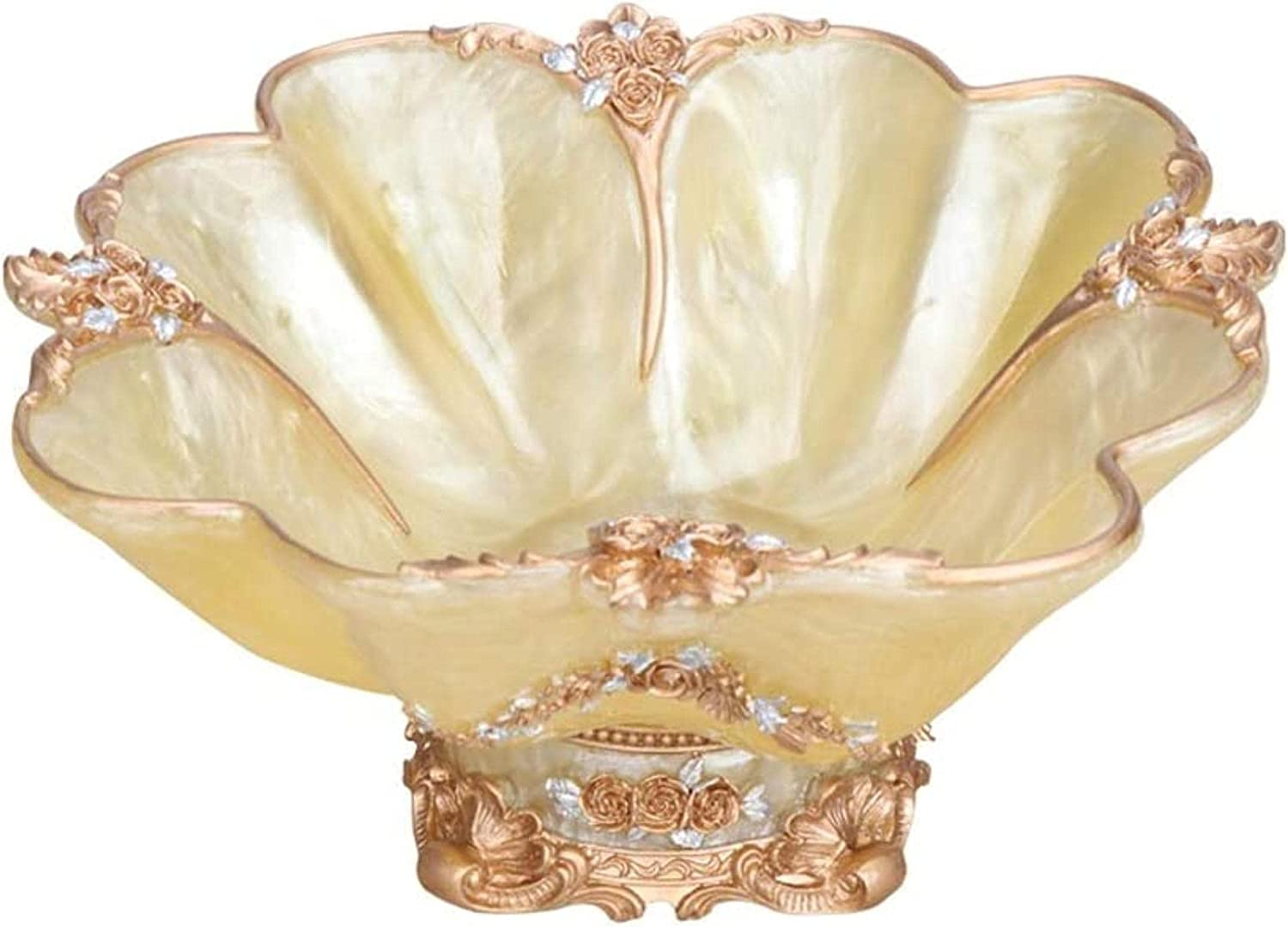 Max 66% OFF LTHDD Strawberry Reservation European-Style high-end Fruit Decoration Plate