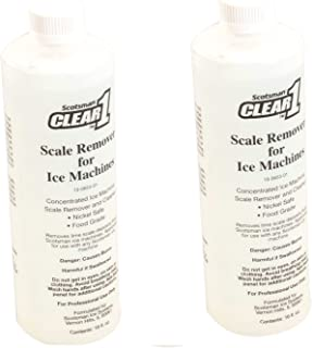 Scotsman 19-0653-01 Clear1 Cleaner 16oz (2 Pack)