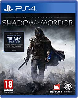 Middle Earth: Shadow of Mordor for PlayStation 4