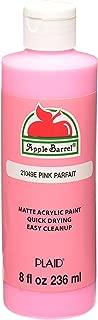 Apple Barrel Acrylic Paint (8 Ounce), 21049E Pink Parfait