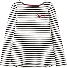 Joules Womens Harbour Embroidered Jersey Top