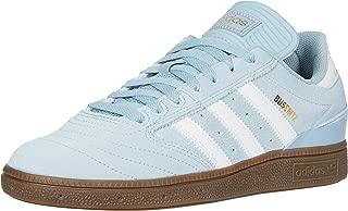 adidas Skateboarding Busenitz Ash Grey S18/Footwear White/Gum 4 10