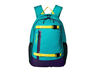 Burton Kids Day Hiker 20L Backpack (Little Kids/Big Kids) (Dynasty Green) Backpack Bags