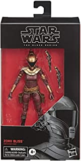 Star Wars The Black Series Zorii Bliss Toy 15-cm-Scale Star Wars: The Rise of Skywalker Collectible Figure, Toys for Child...