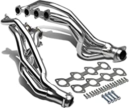 For 96-04 Ford Mustang High-Performance 8-2-1 Design 2-PC Stainless Steel Exhaust Header Kit GT
