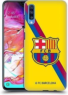 Head Case Designs Oficial FC Barcelona Segunda equipación 201920 Crest Kit Carcasa rígida Compatible con Samsung Galaxy A...