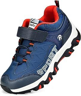 Sponsored Ad - Biacolum Boys Girls Shoes Outdoor Hiking Waterproof Kids Sneaker