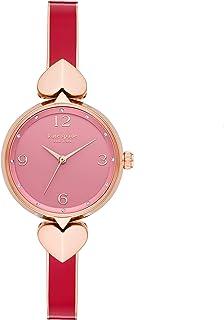 Women's Hollis Quartz Watch with Stainless Steel Strap, Multicolor, 8 (Model: KSW1564)