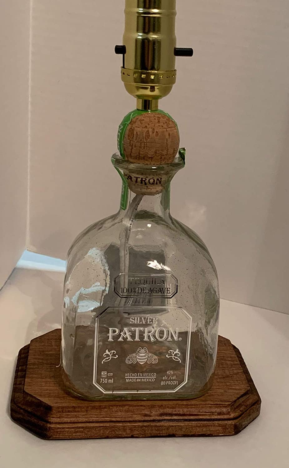 Max 89% OFF Patron Lamp Max 71% OFF Bottle