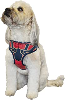 Marvel Comics Spiderman Dog Harness, Small   Best Avengers Infinity War Harness For All Small Dogs