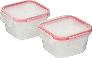 Snapware Airtight Plastic Food Storage Container Set (4-Piece)