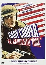 El Sargento York [DVD]