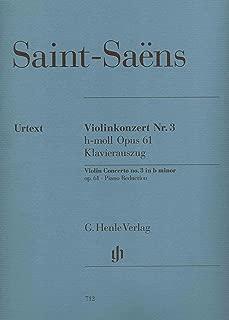 Best violin concerto no 3 in b minor Reviews