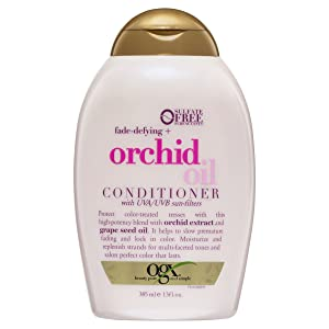 Fade-Defying Orchid Oil Shampoo and Conditioner