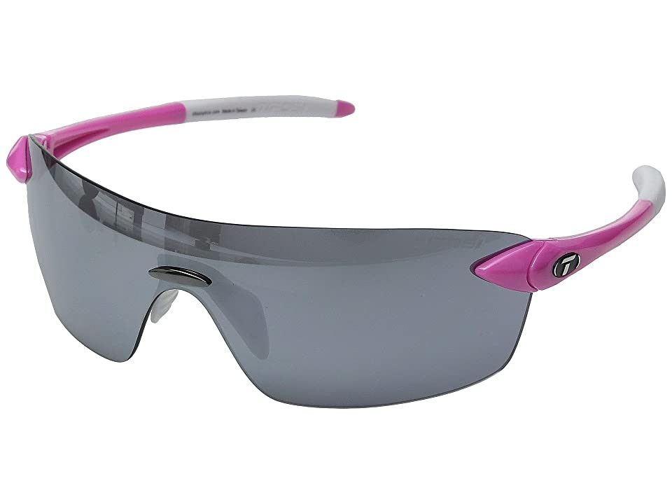 Tifosi Optics Vogel 2.0 (Neon Pink) Sport Sunglasses