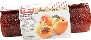 Fruit Leather Lavashak Apricot Qamar Al-Din 3oz لواشک قمرالدین (Pack of 4)