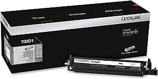 LEX70C0D10 - Lexmark 700D1 Black Developer Unit