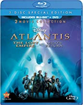 Atlantis: Two-Movie Collection: (The Lost Empire / Atlantis: Milo's Return)