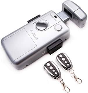 KENROD Onzichtbaar Smart Lock | Lock 2 bedieningselementen | Antidumping Lock | Elektronisch slot met afstandsbediening Bi...
