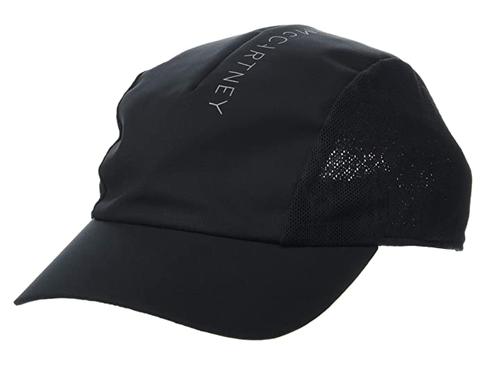 adidas by Stella McCartney  Run Cap Snake Print Inset FQ2910 (Black) Baseball Caps