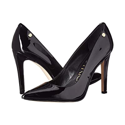 Calvin Klein Brady (Black Patent) High Heels