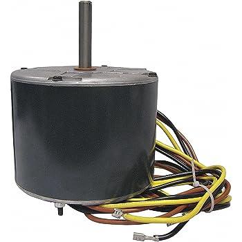 OEM Upgraded Rheem Condenser Fan Motor 1//8 HP 208-230 Volts 825 RPM 51-100999-01