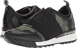 Elastic Band Sneaker