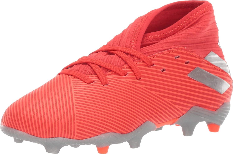 adidas Unisex-Child Nemeziz 19.3 Ground Firm High quality new 67% OFF of fixed price Soccer Shoe