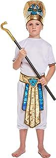 Leg Galore - Disfraz de niño Egipcio para niños de 4 a 6 a
