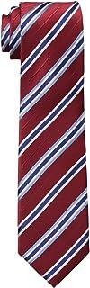 Dockers Big Boys' Stripe Necktie, Red, One Size