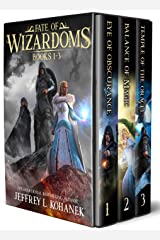 Fate of Wizardoms Boxed Set: An Epic Fantasy Series, Books 1-3 (The Wizardoms Epic Book 1) Kindle Edition