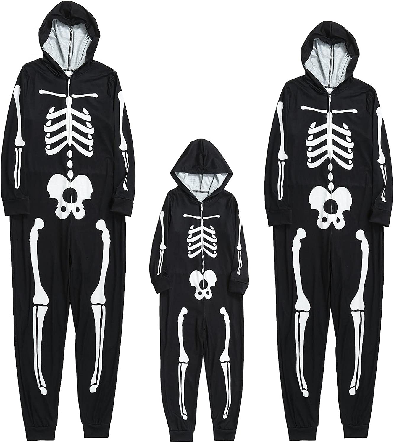 Matching Family Pajamas Sets Holiday Hoodie New Shipping High quality new Free Halloween One-Piece