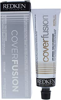 Redken Covor Fusion Low Ammonia 100% Coverage Color Cream 4NN Natural/Natural