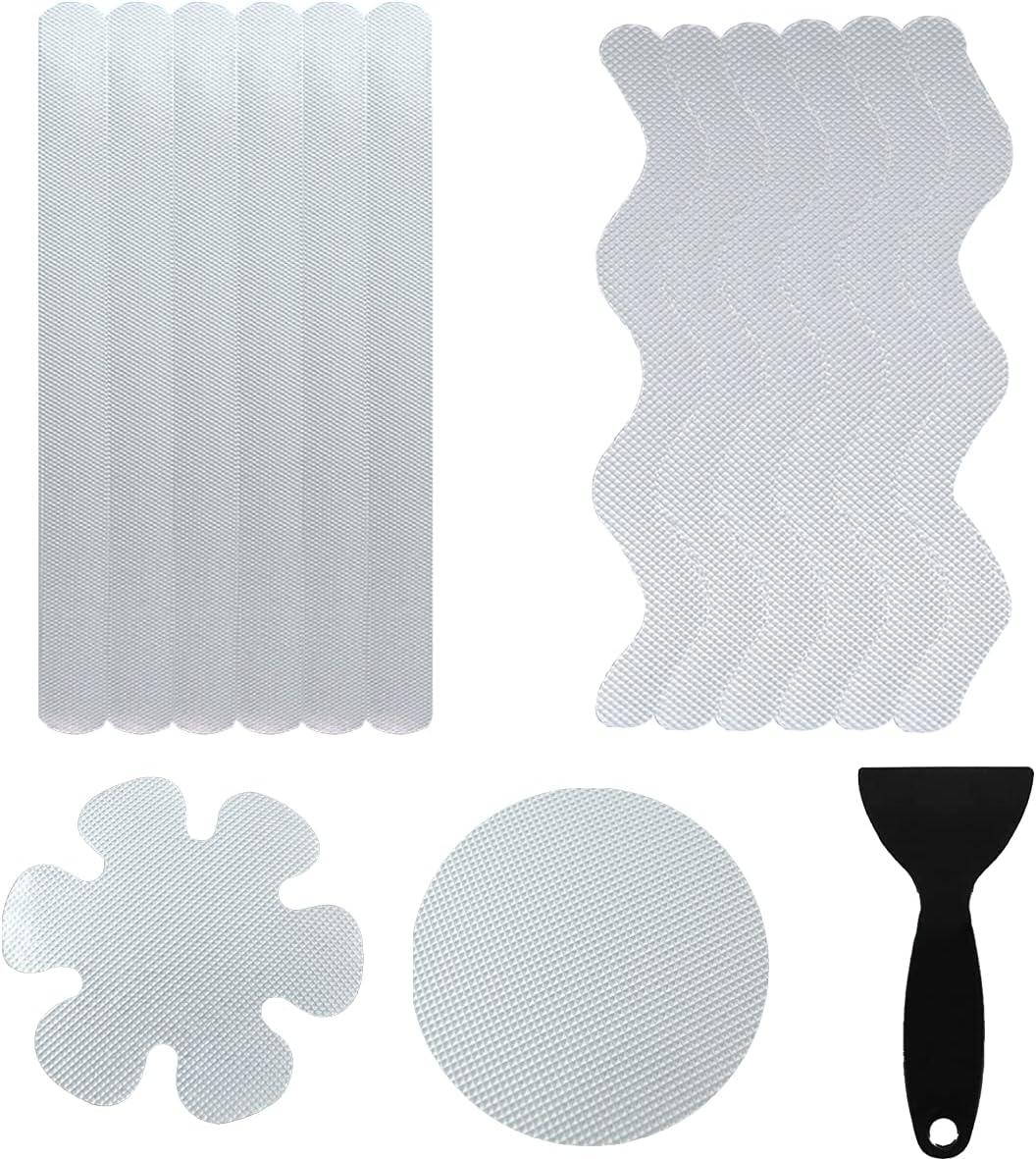 ! Super beauty product restock quality top! Modpion 73Pcs Non Slip Ranking TOP8 Bathtub Adhesiv Stickers Thread Bathroom