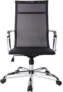 Ergonomic Office Chair Adjustable Mesh Office Chair Office Desk Chair Computer Task Chair