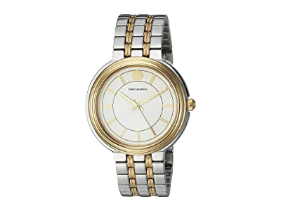 Tory Burch Bailey Bracelet Watch (Gold/Silver TBW6104) Watches