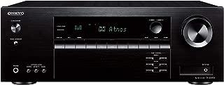 Onkyo TX-SR494 AV Receiver with 4K Ultra HD   Dolby Atmos   DTS: X   Hi-Res Audio (2019 Model)