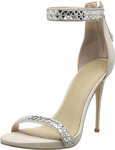 Guess Thadde Sandalo Sandalo Sandalo (Sandal) Fabric, Escarpins Femme 9be