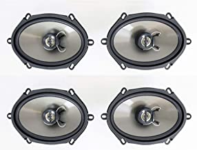 $84 » (4) Clarion SE6825C 300 Watt 6x8 2 Way Car Audio Speakers