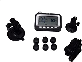 8 tire pressure monitoring system