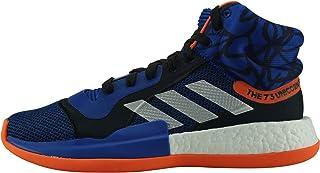 adidas Hombre Marquee Boost Zapatos de Balonmano Azul