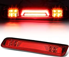 For Ford Explorer Sport Trac/F-150 3D LED Light Bar Third Tail Brake Lamps (Red Lens) 4th