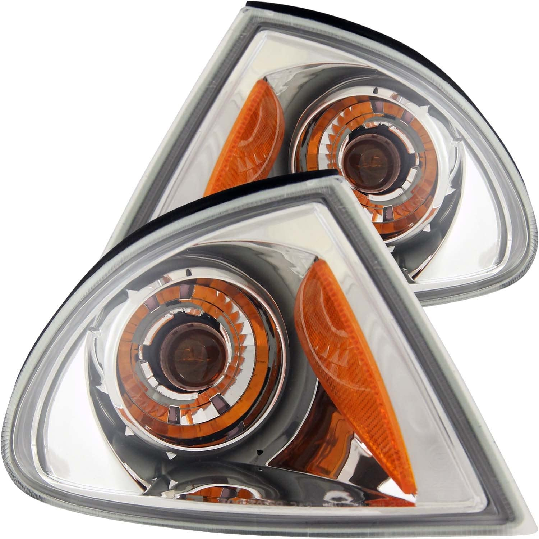 Anzo USA 521027 BMW New York Mall Euro Lighting Assembly free - Style Light Corner