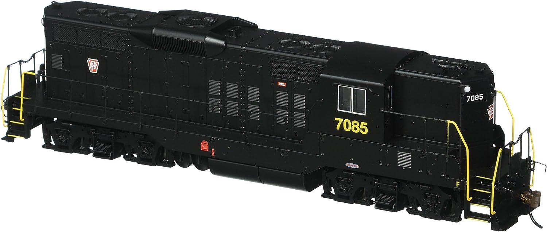 Bachmann Industries PRR 7085 EMD GP9 Diesel Locomotive Car