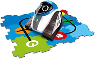 Programmable Toy Robot for Kids - Bring Woki to Life - Program & Navigate Mazes You Create - Great Educational STEM Learni...
